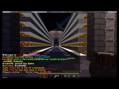 Minecraft Server 1.7.2 [PVP] [Factions] [mcMMO]