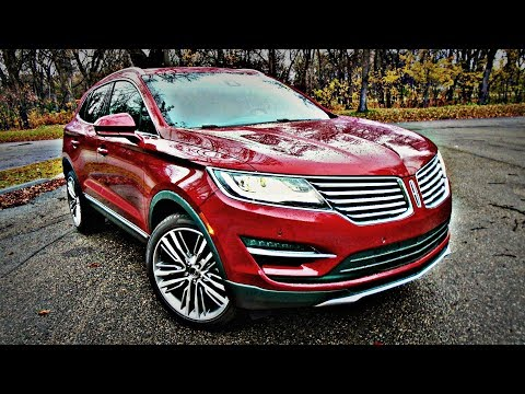 2016 Lincoln MKC Reserve Review