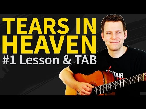 how to play just like heaven on guitar