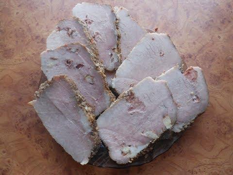 Буженина в домашних условиях. Классический рецепт. Вкусно и полезно! Baked Ham At Home.
