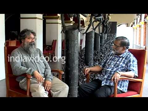 Interview with sculptor K.S Radhakrishnan - Part IV