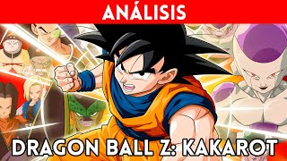 ANÁLISIS DRAGON BALL Z KAKAROT (Xbox One, PS4, PC) La LEYENDA de GOKU