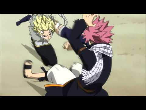 Fairy Tail Vs Sabertooth Amv-world So Cold video