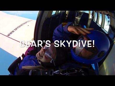 Bear's Skydive - Lake Taupo - New Zealand