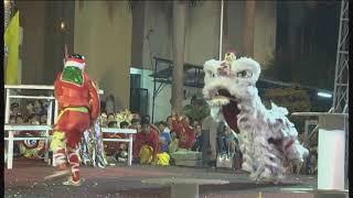 Đoàn nghệ thuật lân sư rồng Trung Vương Đường - Hội thi lân sư rồng tỉnh Đồng Nai 2016
