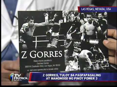 Z Gorres throws full support to Pinoy Power 3 bets