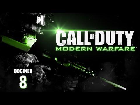 CALL OF DUTY 4: Modern Warfare #8 | Vertez | Gameplay Zagrajmy
