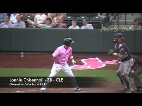 Lonnie Chisenhall - 3B - CLE