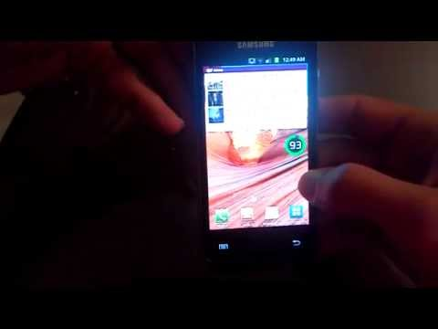 Samsung Galaxy S Advance review