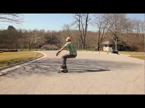 Longboarding: Daniel Hopwood