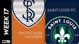 Swope Park Rangers vs. Saint Louis FC: June 30th, 2019