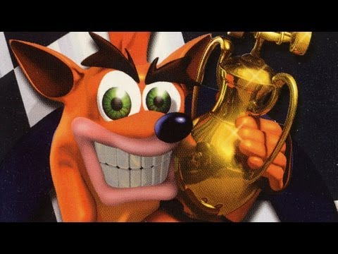 Classic Game Room - CTR: CRASH TEAM RACING review for PlayStation