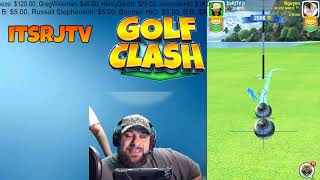 Golf Clash Spring Major Mini expert weekend