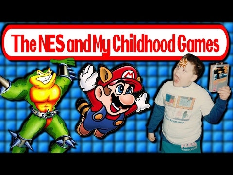 The NES and the Games that Shaped my Childhood