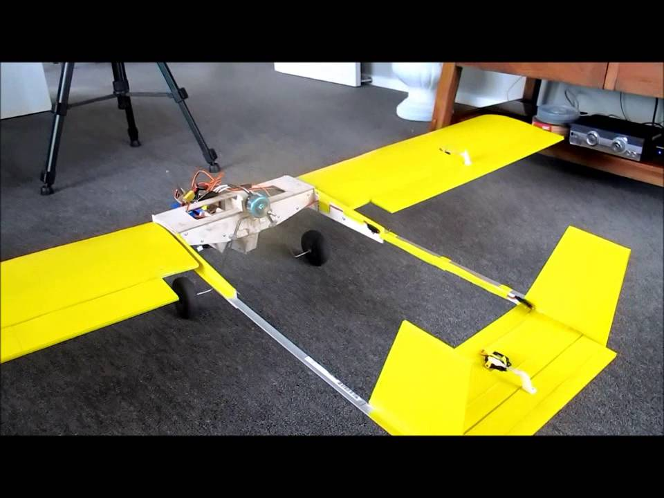 More xbee arduino scratch built ghz remote control