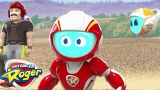 Space Ranger Roger | Roger's Ranger Rescue | Full Episode 8 | Cartoons for Children | Kids TV Shows