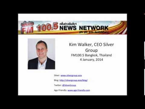 Bangkok FM100.5 Radio interview Part 2