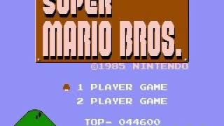 Super Mario Bros. Speedrun Practice Attempt #2