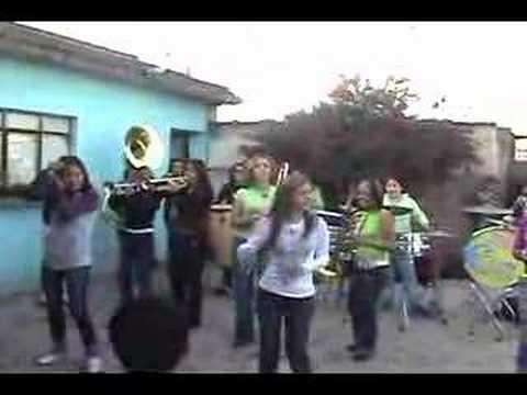 Banda Soñadoras El Ahualulco En San Martin Cuautlalpan
