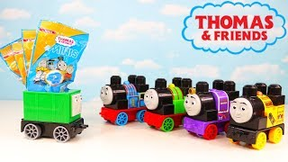 Thomas And Friends Mega Bloks Learning Colors