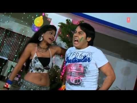 Jail Se Chhutale Laloo  Hot Bhojpuri Holi Dance Video 2014...