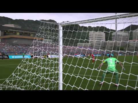 FIFA 15 goaltjje met ultimate team