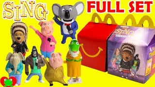 2016 Sing McDonald