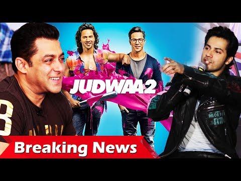 Salman ने दिया Varun के Judwaa 2 का साथ, Varun dhawan बनेंगे अगले Salman Khan thumbnail