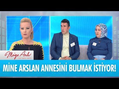 Mine Arslan annesini bulmak istiyor - Müge Anlı İle Tatlı Sert 2 Ocak 2018