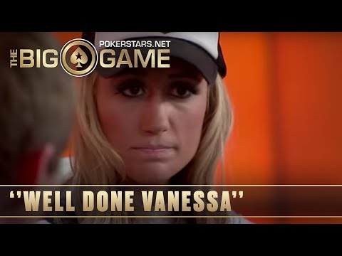 The One Where Vanessa Rousso Shuts Up Tony G | PokerStars