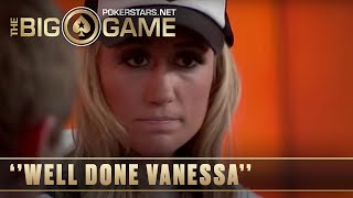 The One Where Vanessa Rousso Shuts Up Tony G | PokerStars