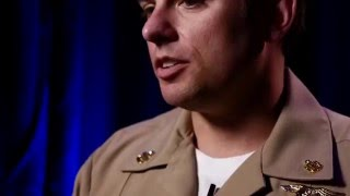 Navy SEAL Edward Byers recounts mission leading to Medal of Honor
