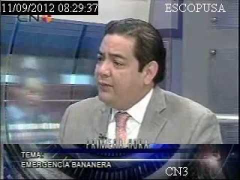 Entrevista a Viceministro Luis Valverde en CNPlus 11-09-2012