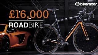 Specialized McLaren S-Works Tarmac – The £16,000 Road Bike