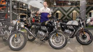Royal Enfield   650 Parallel Twins