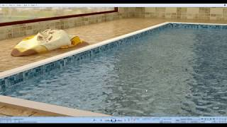 3ds max vray water effect tutorial