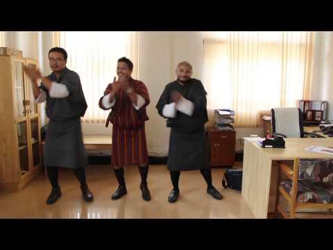 Pharrell Williams- Happy (Bhutan)