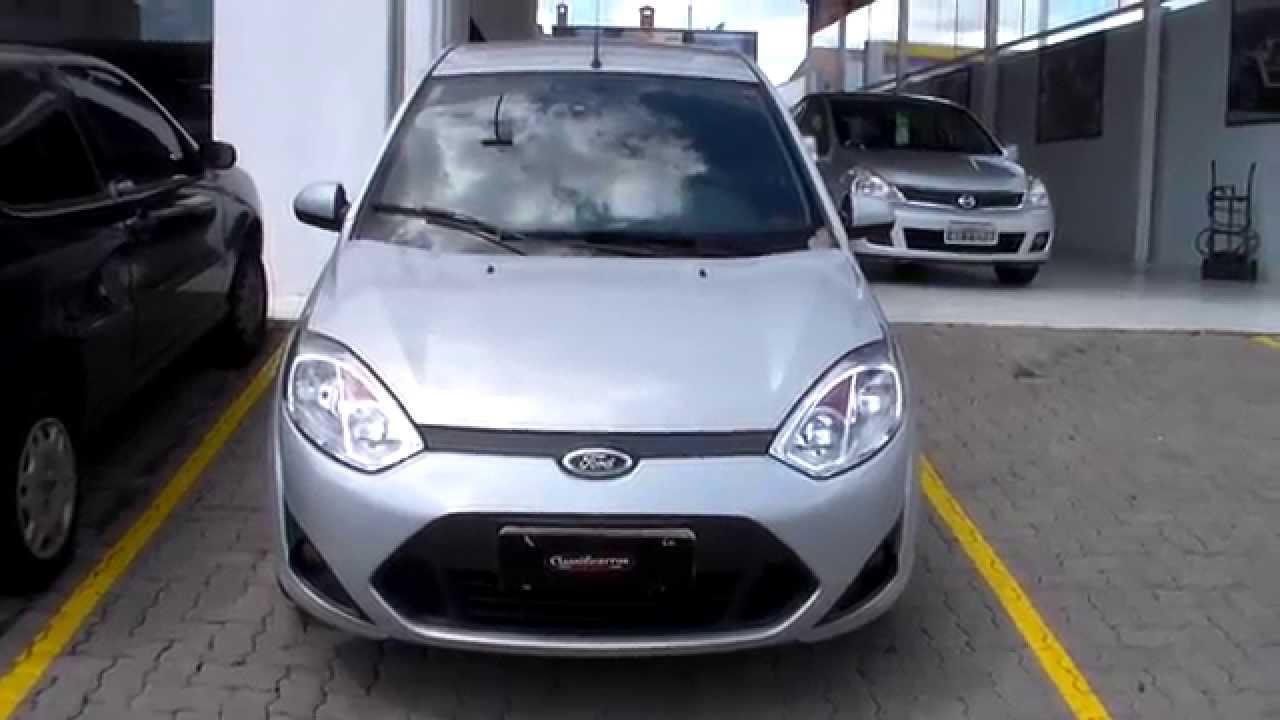Ford Fiesta 1.6 8v Flex 5p Ford Fiesta 1.6 8v Flex 4p