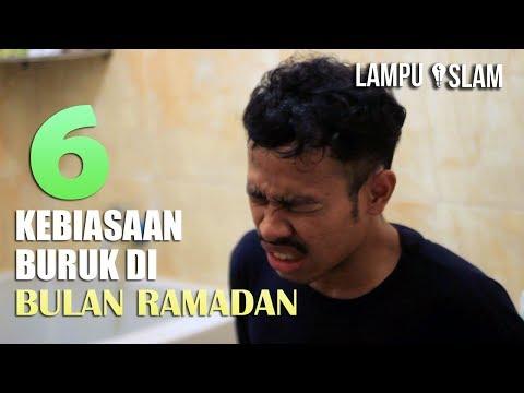 6 KEBIASAAN BURUK DI BULAN RAMADAN feat. Rajawali Lima