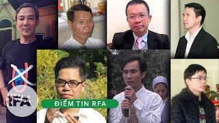 Điểm tin RFA | Tình hình một số tù nhân lương tâm qua cuộc thăm gặp ngày 16 tháng 6