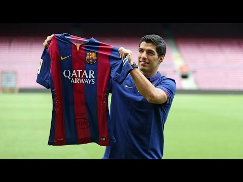 INSIDE VIEW - Luis Suarez presentation