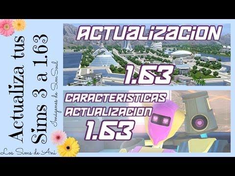Descarga e instala la Actualización 1.63 para Los Sims 3