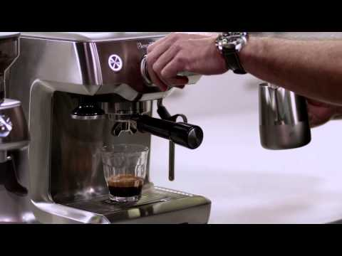 Breville Duo Temp Pro Espresso Machine - An Overview