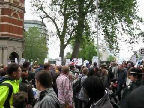 Anti-monarchy protest