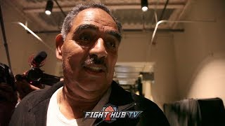 "ABEL SANCHEZ ""I SCORED THE FIGHT EVEN! IT MERITS A THIRD FIGHT!"""