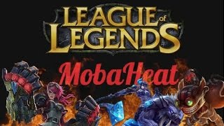 League of Legends intro for Mobaheat