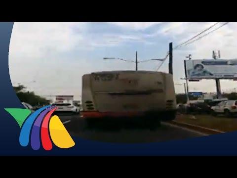 Cachan ruta circulando a desnivel en Guadalajara | Noticias de Jalisco