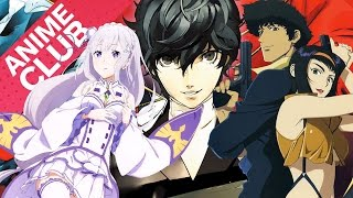 Import Stories and Discussing the Persona 5 Anime - IGN Anime Club Episode 63