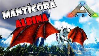 DOMAMOS UMA MANTÍCORA ALBINA!! - ARK SURVIVAL EVOLVED: PUGNACIA DINOS T2 #17◄BaconsExtreme►