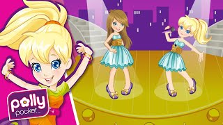 POLLY POCKET  ♥ Espectaculo en Broadway
